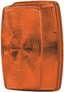 Exterior Lighting - Turn Signal Light Assembly - Hella - 2324 Turn Lamp | Hella (002324001)
