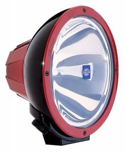 Exterior Lighting - Fog/Driving Light Housing - Hella - Rallye 4000 Single Pencil Beam Lamp Unit   Hella (149647011)