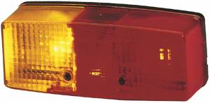 Exterior Lighting - Tail Light Assembly - Hella - 3184 Stop/Turn/Tail Lamp | Hella (003184047)