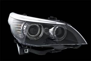Exterior Lighting - Head Light Assembly - Hella - BI-Xenon Headlamp Assembly/OE Replacement | Hella (164912001)