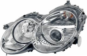 Exterior Lighting - Head Light Assembly - Hella - BI-Xenon Headlamp Assembly/OE Replacement | Hella (010167041)