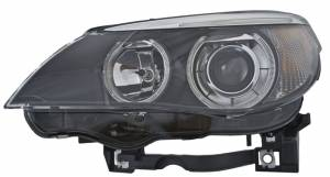 Exterior Lighting - Head Light Assembly - Hella - BI-Xenon Headlamp Assembly/OE Replacement | Hella (160697001)