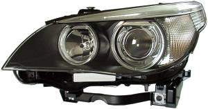 Exterior Lighting - Head Light Assembly - Hella - BI-Xenon Headlamp Assembly/OE Replacement | Hella (160291011)