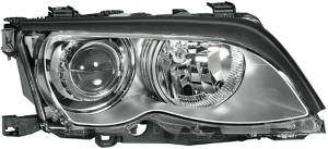 Exterior Lighting - Head Light Assembly - Hella - BI-Xenon Headlamp Assembly/OE Replacement | Hella (010053041)
