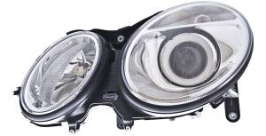Exterior Lighting - Head Light Assembly - Hella - BI-Xenon Headlamp Assembly/OE Replacement | Hella (008369351)