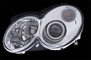 Exterior Lighting - Head Light Assembly - Hella - BI-Xenon Headlamp Assembly/OE Replacement | Hella (007988551)
