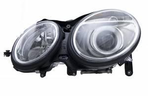 Exterior Lighting - Head Light Assembly - Hella - BI-Xenon Headlamp Assembly/OE Replacement | Hella (008369451)