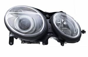 Exterior Lighting - Head Light Assembly - Hella - BI-Xenon Headlamp Assembly/OE Replacement | Hella (008369461)