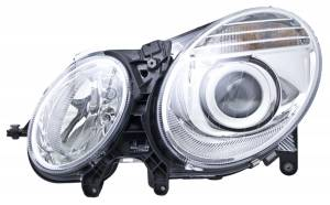 Exterior Lighting - Head Light Assembly - Hella - BI-Xenon Headlamp Assembly/OE Replacement | Hella (009260651)