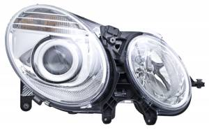 Exterior Lighting - Head Light Assembly - Hella - BI-Xenon Headlamp Assembly/OE Replacement | Hella (009260661)