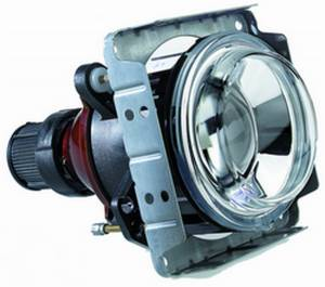 Exterior Lighting - Head Light DE Module - Hella - 120mm DE Halogen Module | Hella (H11834077)
