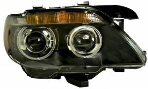 Exterior Lighting - Head Light Assembly - Hella - BI-Xenon Headlamp Assembly/OE Replacement | Hella (009044541)