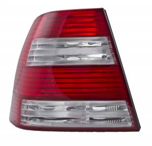 Exterior Lighting - Tail Light Lens - Hella - Tail Lamp Lens/OE Replacement | Hella (963669051)