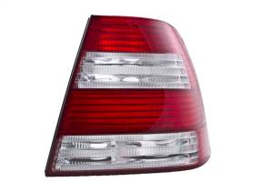 Exterior Lighting - Tail Light Lens - Hella - Tail Lamp Lens/OE Replacement | Hella (963670051)