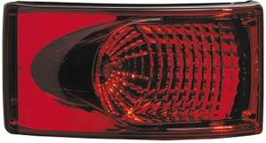 Exterior Lighting - Tail Light Assembly - Hella - 8805 Brilliant Wraparound Stop/Tail Lamp | Hella (H23805031)