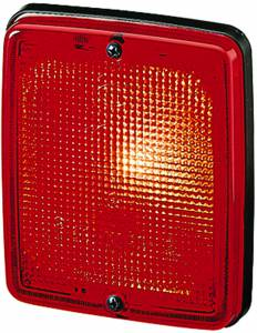 Exterior Lighting - Tail Light Assembly - Hella - 3236 Stop/Tail Lamp | Hella (003236137)
