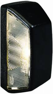 Exterior Lighting - License Plate Light - Hella - 3389 License Plate Lamp | Hella (003389061)