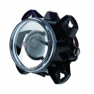 Exterior Lighting - Head Light DE Module - Hella - 90mm DE Series Halogen Headlamp Module | Hella (008193027)