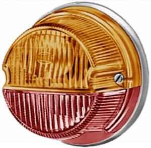 Exterior Lighting - Turn Signal Light Assembly - Hella - 1259 Turn/Tail Lamp | Hella (001259261)