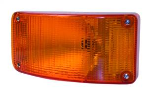 Exterior Lighting - Turn Signal Light Assembly - Hella - 2387 Turn Lamp | Hella (002387021)