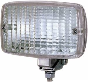 Exterior Lighting - Back Up Driving Lamp - Hella - 2985 Reverse Lamp | Hella (H23985001)