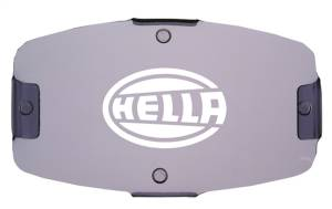 Exterior Lighting - Fog/Driving Light Cover - Hella - Jumbo 320 Clear Cover | Hella (H87988161)