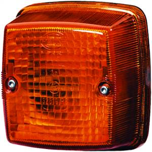 Exterior Lighting - Turn Signal Light Assembly - Hella - 3014 Turn Lamp | Hella (003014011)