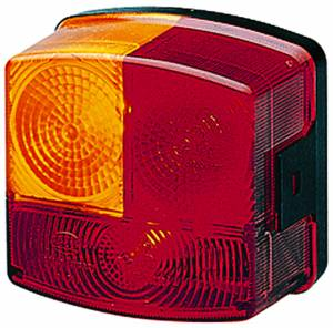 Exterior Lighting - Tail Light Assembly - Hella - 2776 Stop/Turn/Tail Lamp | Hella (002776231)