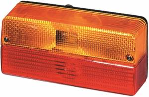 Exterior Lighting - Tail Light Assembly - Hella - 6356 Stop/Turn/Tail Lamp | Hella (006356107)