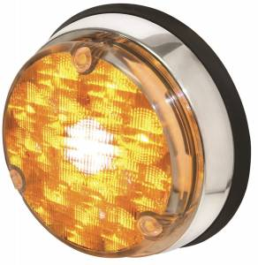 Exterior Lighting - Turn Signal Light Assembly - Hella - 110mm Turn Lamp | Hella (959932421)