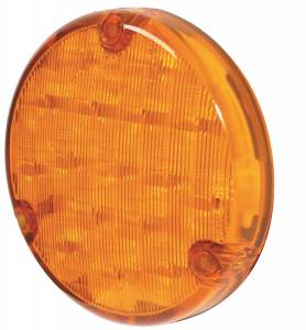 Exterior Lighting - Turn Signal Light Assembly - Hella - 110mm Turn Lamp | Hella (959932801)