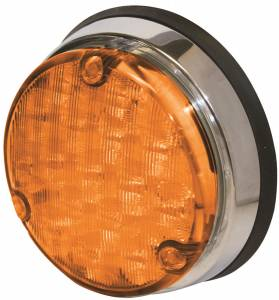 Exterior Lighting - Turn Signal Light Assembly - Hella - 110mm Turn Lamp | Hella (959932841)