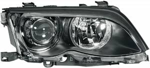 Exterior Lighting - Head Light Assembly - Hella - BI-Xenon Headlamp Assembly/OE Replacement | Hella (010052021)