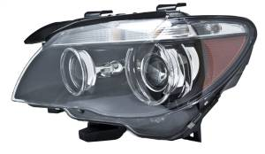 Exterior Lighting - Head Light Assembly - Hella - BI-Xenon Headlamp Assembly/OE Replacement | Hella (009044531)