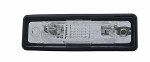 Exterior Lighting - License Plate Light - Hella - License Plate Lamp | Hella (H23331011)