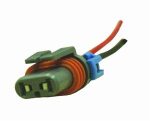 Exterior Lighting - Head Light Wire Harness - Hella - 300mm Pigtail | Hella (H84985251)