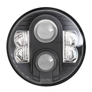 Exterior Lighting - Head Light - Pro Comp Suspension - LED Headlight | Pro Comp Suspension (76402P)