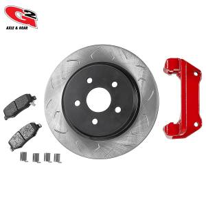 G2 Axle and Gear - JK Big Brake Kit | G2 Axle and Gear (79-2050-1) - Image 2