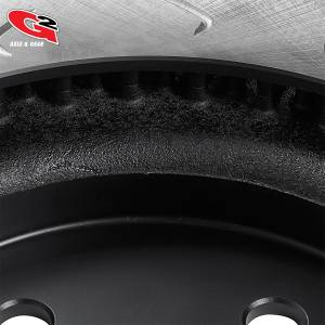 G2 Axle and Gear - JK Big Brake Kit | G2 Axle and Gear (79-2050-1) - Image 10
