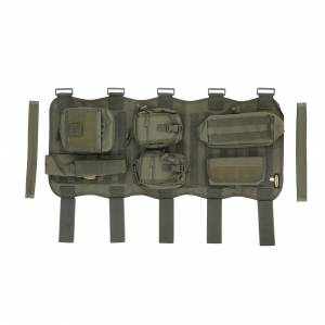 Truck Bed Accessories - Roll Bar Storage Bag - Smittybilt - GEAR Overhead Console   Smittybilt (5666031)