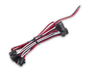 Electrical - Lighting and Body - Gauge Wiring Harness - Holley EFI - Gauge Power Harness | Holley EFI (553-140)