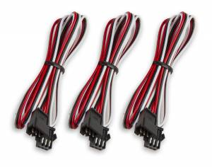 Electrical - Lighting and Body - Gauge Wiring Harness - Holley EFI - Gauge Power Extension Harness | Holley EFI (553-141)