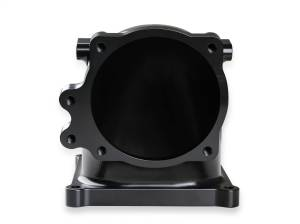 Holley EFI - EFI Throttle Body Intake Elbow | Holley EFI (300-254BK) - Image 4
