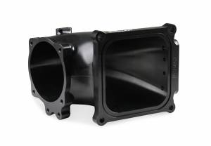 Holley EFI - EFI Throttle Body Intake Elbow | Holley EFI (300-254BK) - Image 5