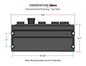 Holley EFI - Terminator X Max MPFI System | Holley EFI (550-934) - Image 6