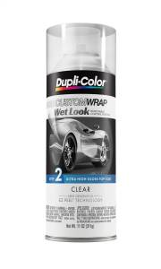Tools and Equipment - Paint - Dupli-Color Paint - Dupli-Color Custom Wrap Wet Look | Dupli-Color Paint (CWRC886)
