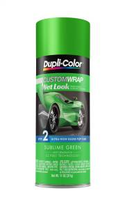 Tools and Equipment - Paint - Dupli-Color Paint - Dupli-Color Custom Wrap Wet Look | Dupli-Color Paint (CWRC884)