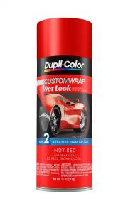 Tools and Equipment - Paint - Dupli-Color Paint - Dupli-Color Custom Wrap Wet Look | Dupli-Color Paint (CWRC883)