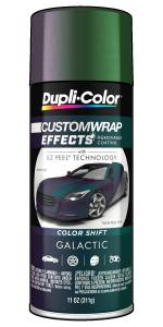 Tools and Equipment - Paint - Dupli-Color Paint - Dupli-Color Custom Wrap Effex | Dupli-Color Paint (CWRC820)