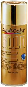 Tools and Equipment - Paint - Dupli-Color Paint - Dupli-Color Automotive Metallic Gold | Dupli-Color Paint (GS100)